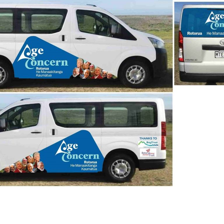 Funds for purchase of a Minivan successful..