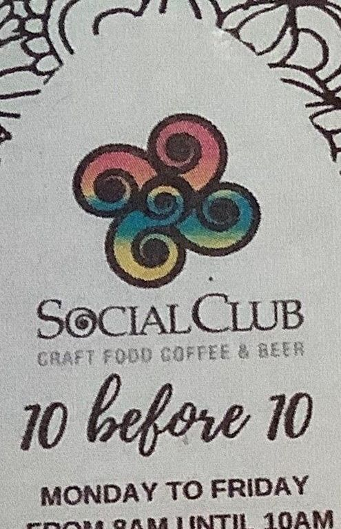 Breakfast and Social Cub
