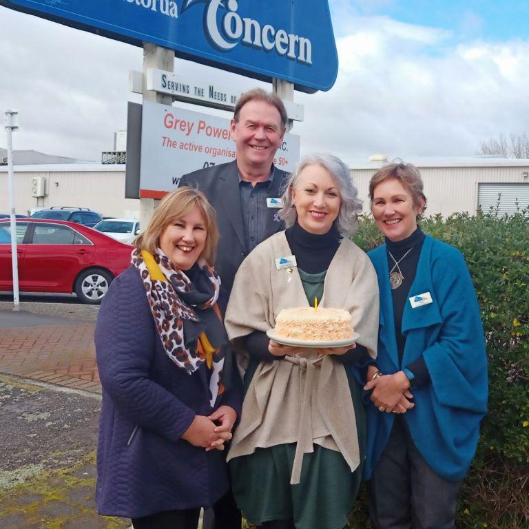 Volunteers needed to brighten up the week for Rotorua elders