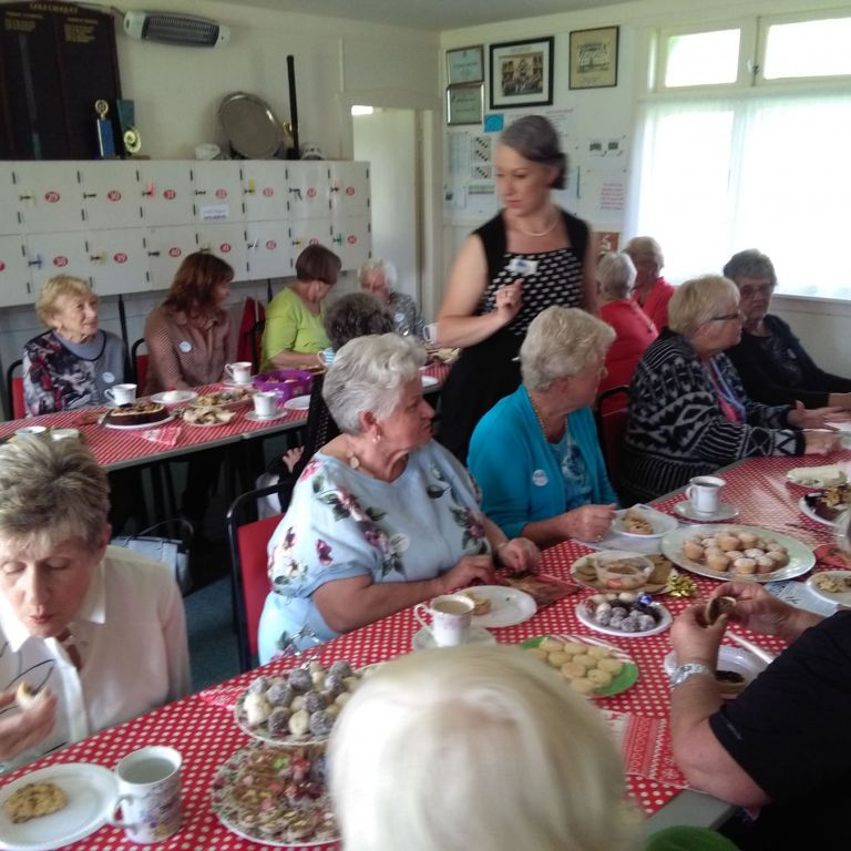 Age Concern Christmas Party