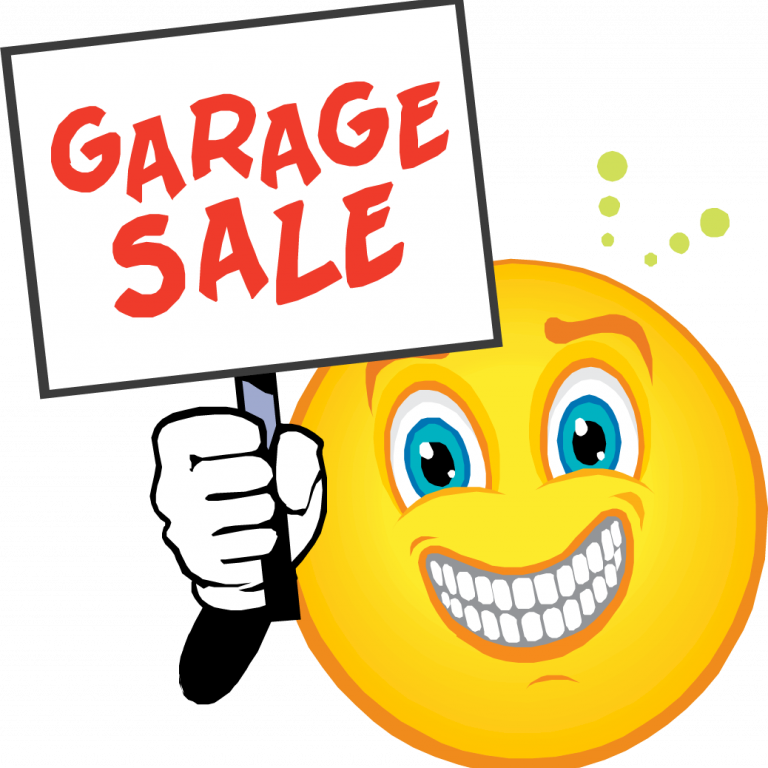 Charity Garage Sale thanks to Ray White Real Estate.