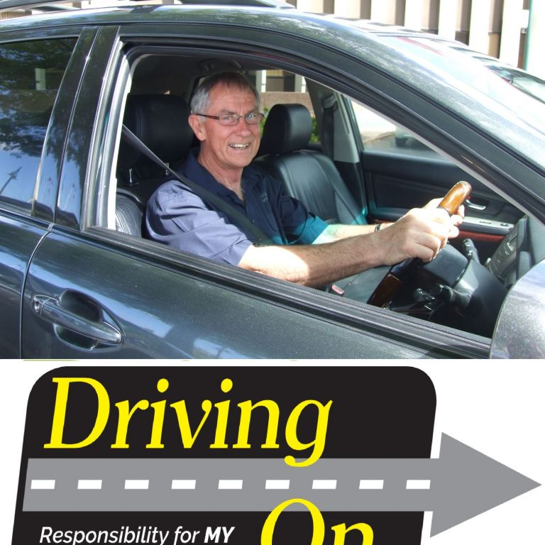 Agewise/Staying Safe older driver refresher training.